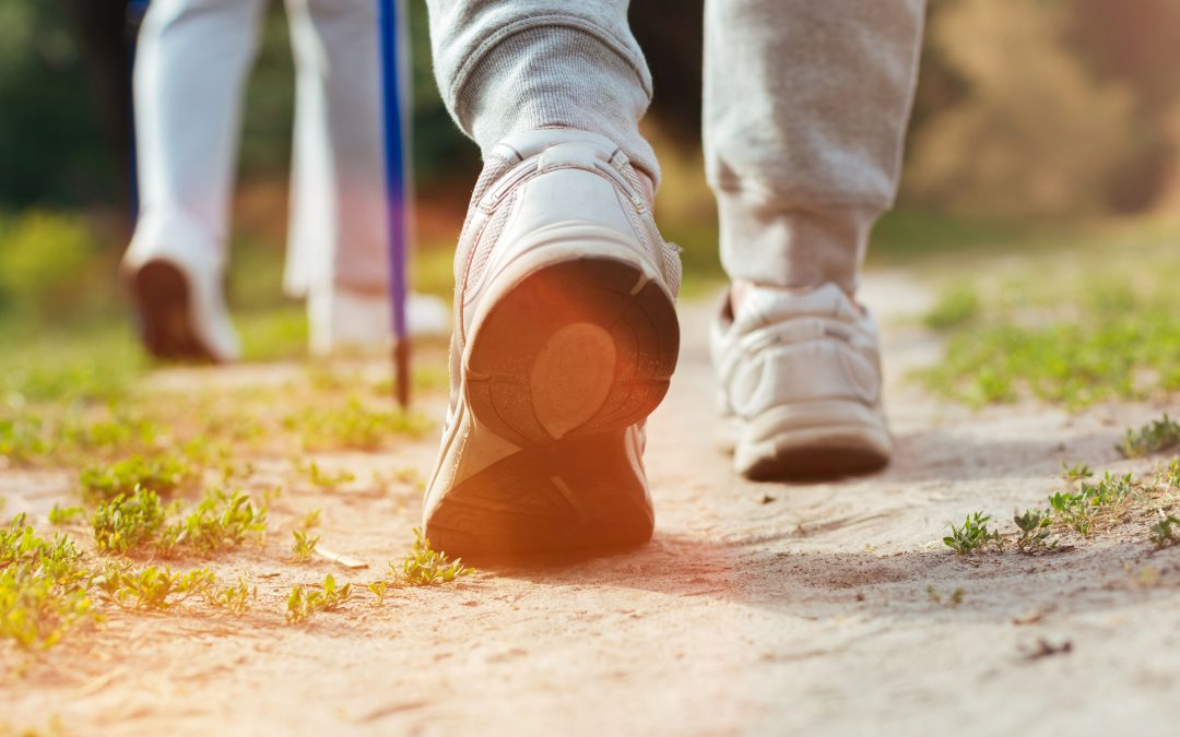 Exercise of the Month: Walking!