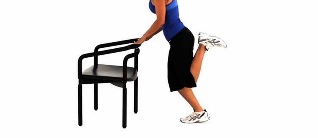 Exercise of the Month: Alternating Kicks