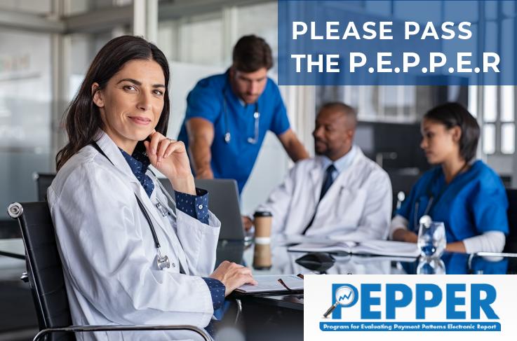 It's P.E.P.P.E.R Time Again!